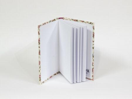 Libro romántico con estuche