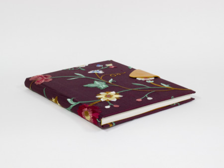 Raw silk journal