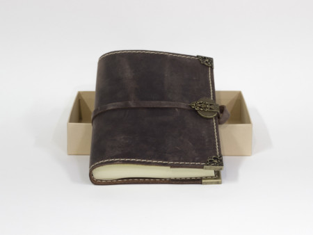 Bortoletti leather journal