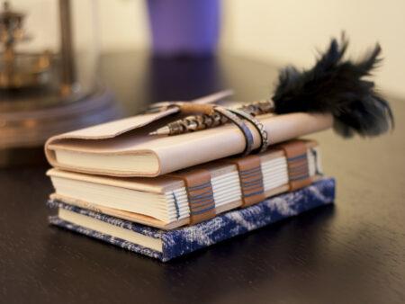 Llibres fets a mà