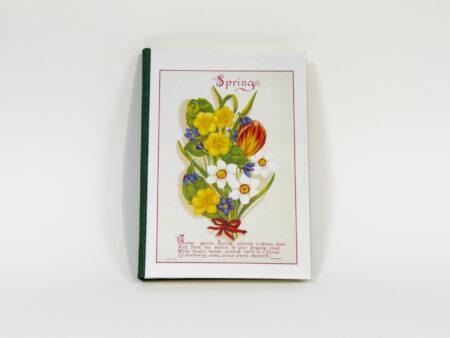 Vista de la portada del libro Spring