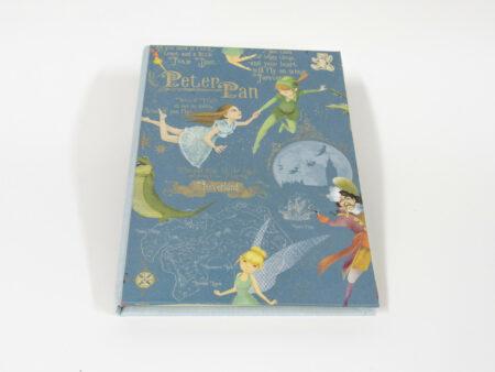 Libro de Peter Pan portada