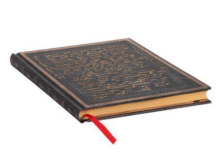 Libreta Paperblanks homenaje a Charlie Chaplin - vista general