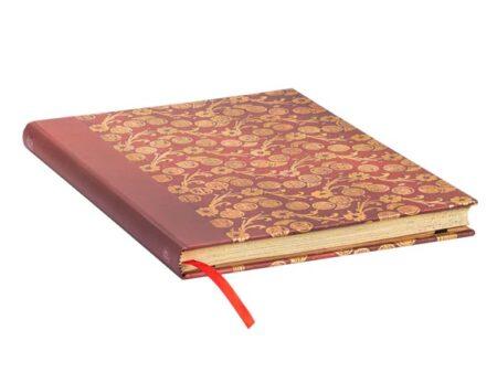 Vista general de la libreta Paperblanks Virginia Woolf