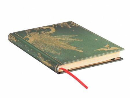 Vista general del libro de Hada Verde oliva de Paperblanks